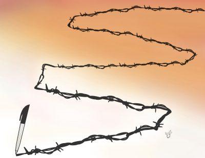 کاریکاتور- نفوذ فرهنگی فکری